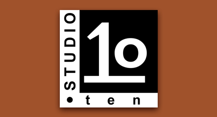 LOGO BLOCK - STUDIO 10
